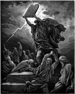 dore bible moses 10