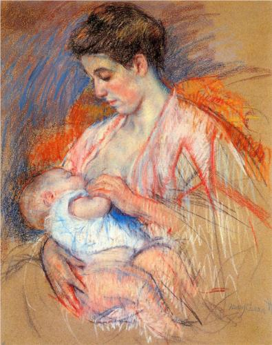 mother-jeanne-nursing-her-baby-1908.jpg!Blog